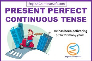 Present Perfect Continuous Tense