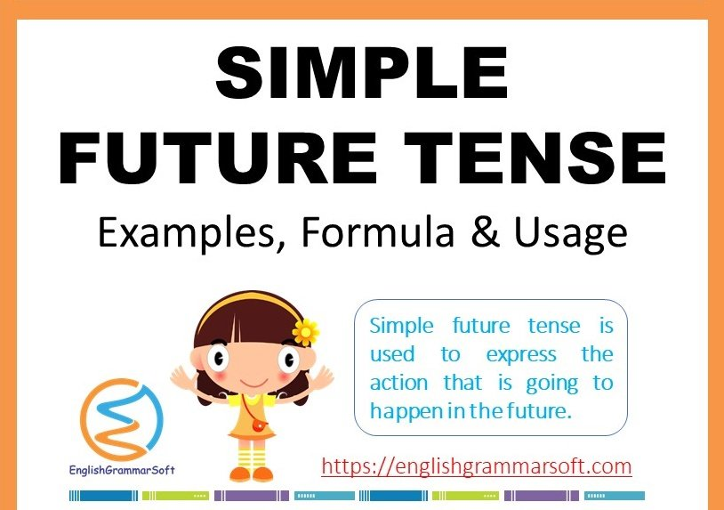 simple future tense examples