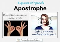 Literary Devices - Apostrophe as a Figure of Speech