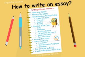 How can i write better essays in english