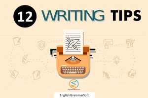 writing tips for beginners