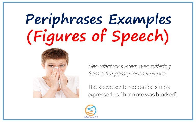Periphrases Examples (Figures of Speech)