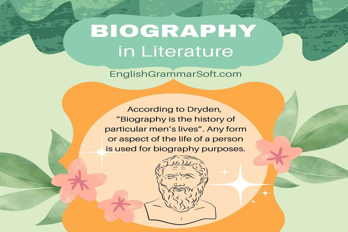 Biography in Literature
