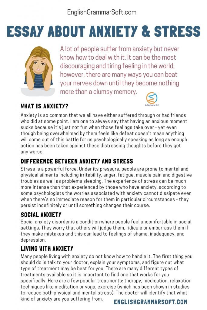 Essay about Anxiety