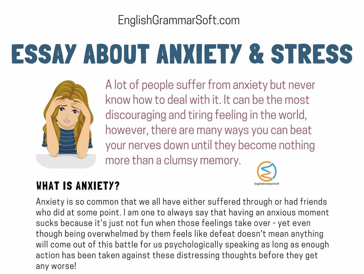Essay about Anxiety and Stress