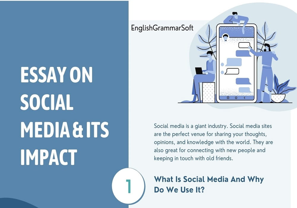Essay on Social Media and Its Impact